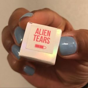 NEW Jeffree Star Alien Tears Lip Ammunition
